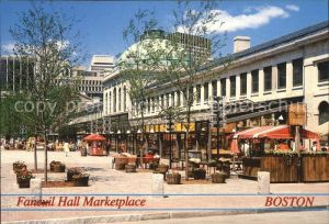 Boston Massachusetts Fanewill Hall Marketplace Kat. Boston