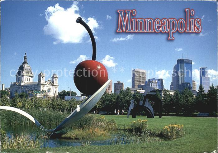 Minneapolis Minnesota Sculpture Garden  Kat. Minneapolis