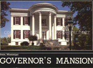 Jackson Mississippi Governor s Manison Kat. Jackson