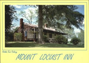 Natchez Mississippi Mount Locust Inn Kat. Natchez