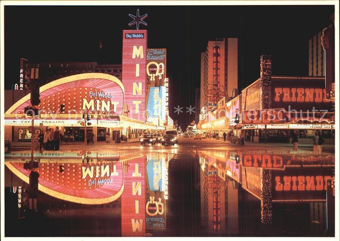 Las Vegas Nevada Panorama Kat. Las Vegas