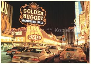 Las Vegas Nevada The Golden Nugget Kat. Las Vegas