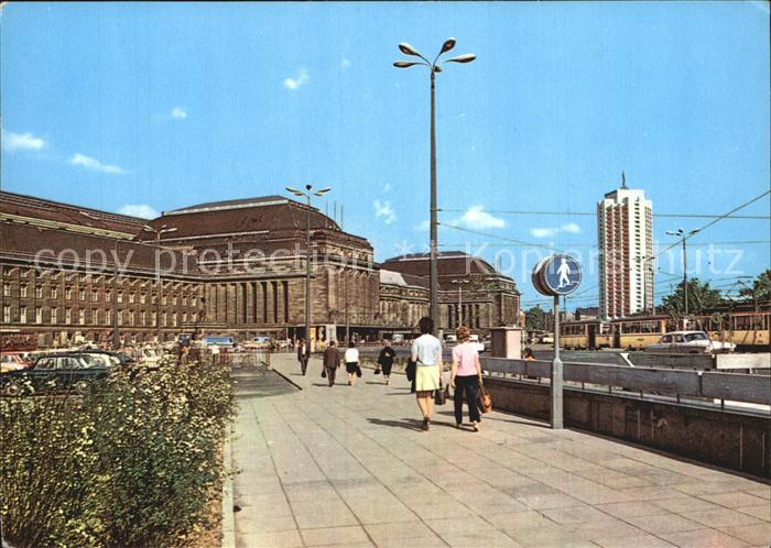 Leipzig Hauptbahnhof  Kat. Leipzig