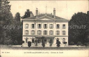 Jouarre Chateau du Conde Kat. Jouarre