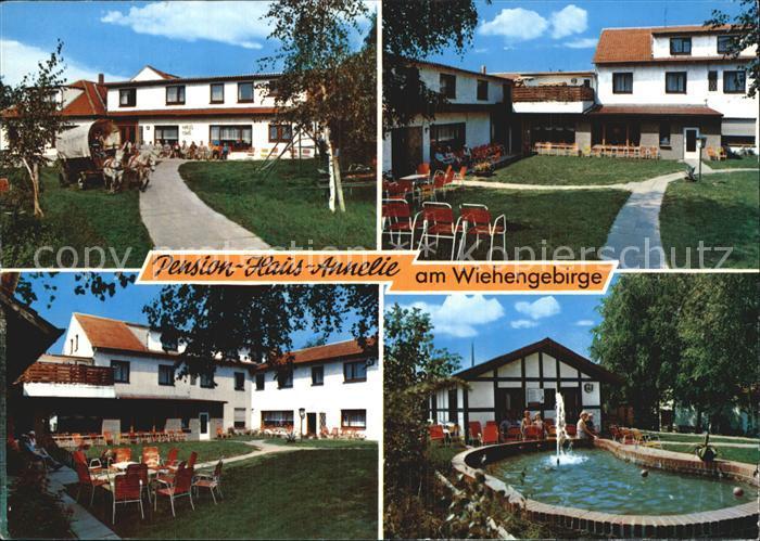 Bad Holzhausen Luebbecke Preussisch Oldendorf Pension Haus Annelie