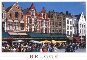 Brugge Stadtansicht  Kat.