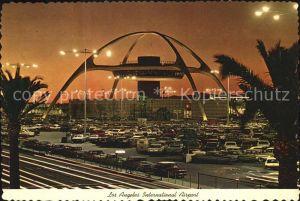 Los Angeles California Internatinal Airport Nacht Kat. Los Angeles