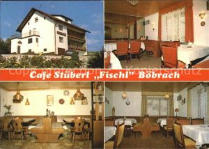 Boebrach Cafe Stueberl Fischl Gastraeume Kat. Boebrach