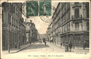 Vaise Rue de la Pyramide Kat. Lyon