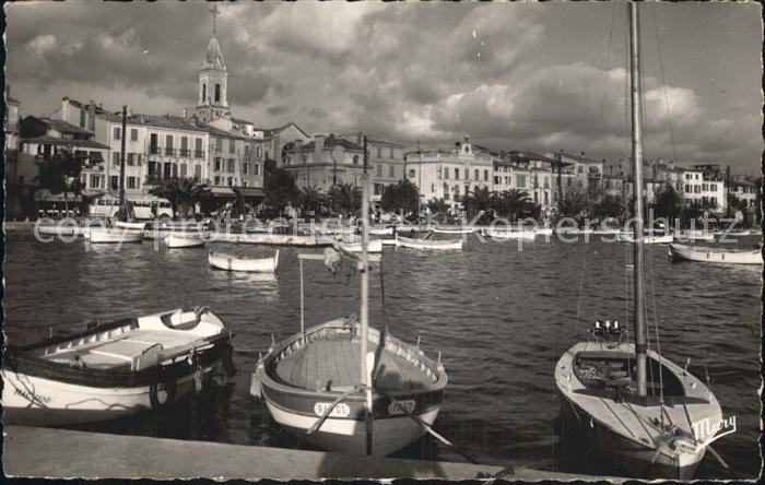 Sanary sur Mer Le Port Bateaux Kat. Sanary sur Mer