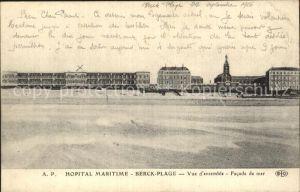 Berck Plage Hopital Maritime
