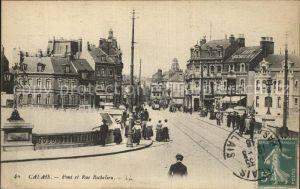 Calais Rue Richelieu Kat. Calais