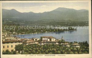 Desenzano Lago di Garda Panorama  Kat. Desenzano del Garda