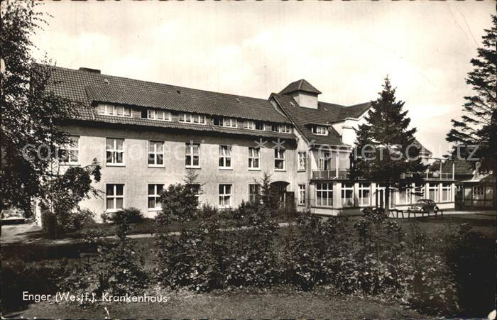Enger Krankenhaus Kat. Enger