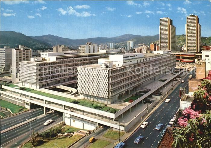 Caracas Torres de la Avenida Bolivar Kat. Caracas 0