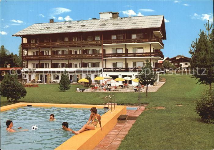 Oberstdorf Hotel Kappeler Haus Kat. Oberstdorf