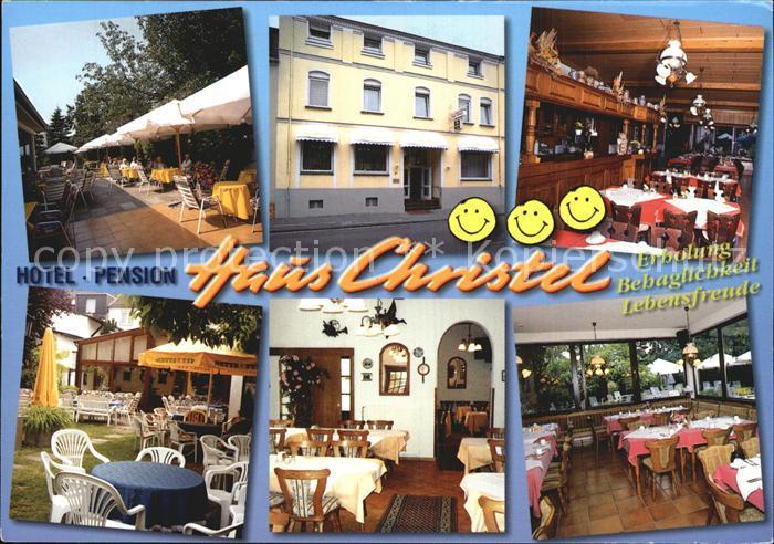 Bad Hoenningen Hotel Haus Christel Kat Bad Hoenningen Nr