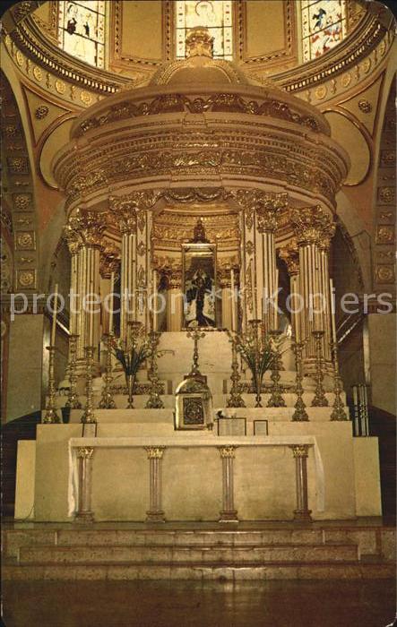 Veracruz Santuario Virgen del Carmen en Catemaco Kat. Veracruz