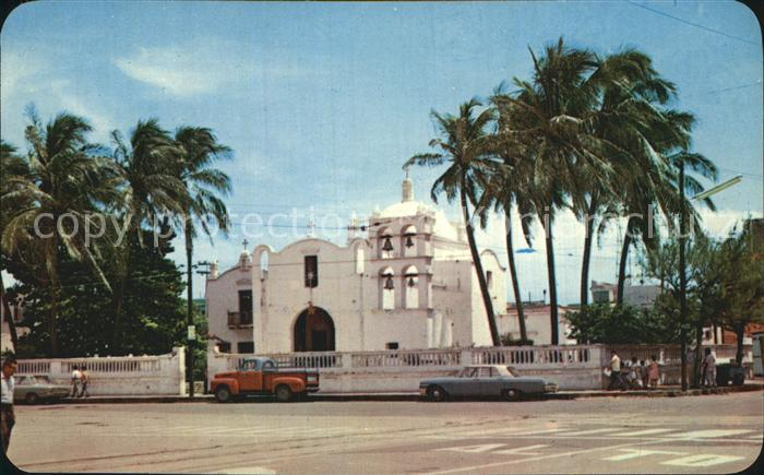 Veracruz Kirche Cristo del Buen Viaje Kat. Veracruz