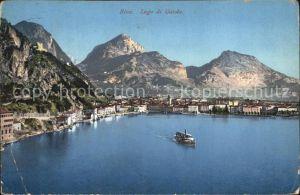Riva del Garda Panorama Panorama  Kat.