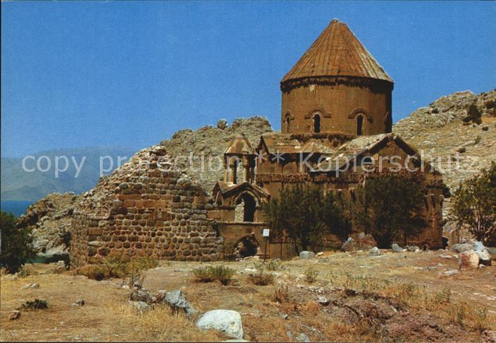 Van Van Akdomar Adasi ve Kilisesi Kat. Van
