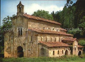 Gijon Villaviciosa Basilika San Salvador Kat. Gijon