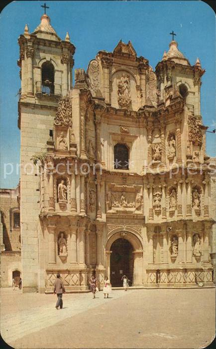 Oaxaca Basilika Soledad  Kat. Oaxaca