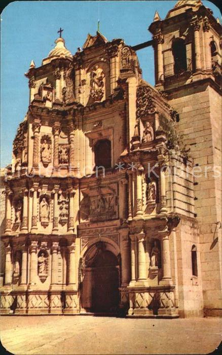 Oaxaca Tempel Soledad Kat. Oaxaca