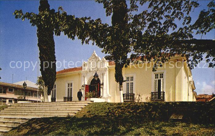 San Jose Costa Rica Casa Amarilla Au?enministerium
