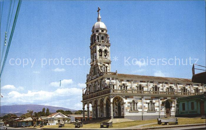 Costa Rica Alajuela Kirche Agonia Kat. Costa Rica