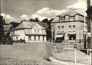 Zarrentin Ernst Thaelmann Platz  Kat. Zarrentin Schaalsee