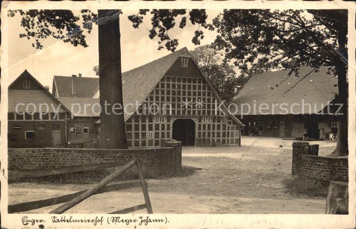 Enger Sattelmeierhof Kat. Enger