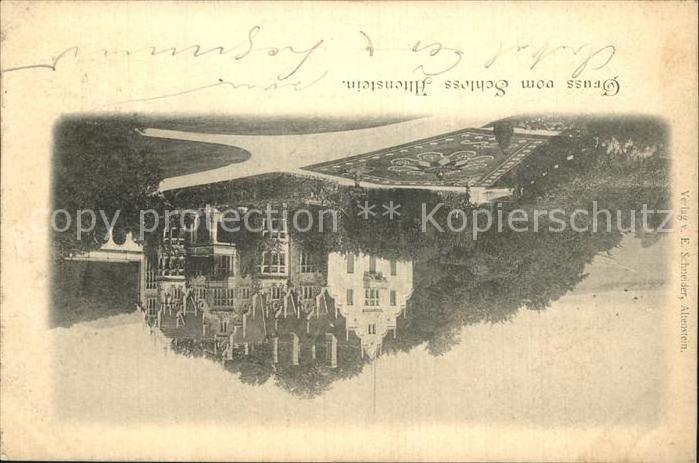 Schloss Altenstein Panorama