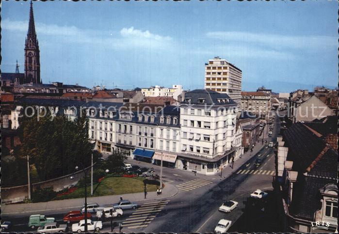 Mulhouse Muehlhausen Carrefour Louis Pasteur Kat. Mulhouse