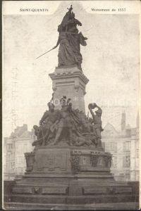 Saint Quentin de Baron Monument de 1557 Kat. Saint Quentin de Baron