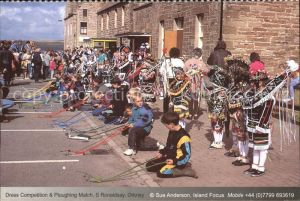 Orkney Islands Dress Conmpetition and Ploughing Match S Ronaldsay Kat. Orkney Islands