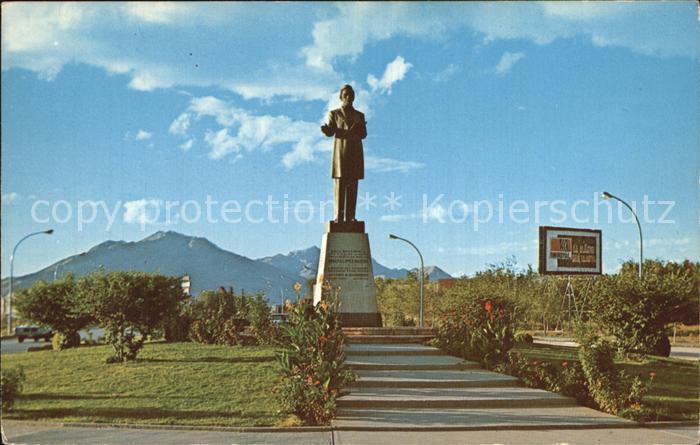 Juarez Abraham Lincoln Statue Kat. Juarez