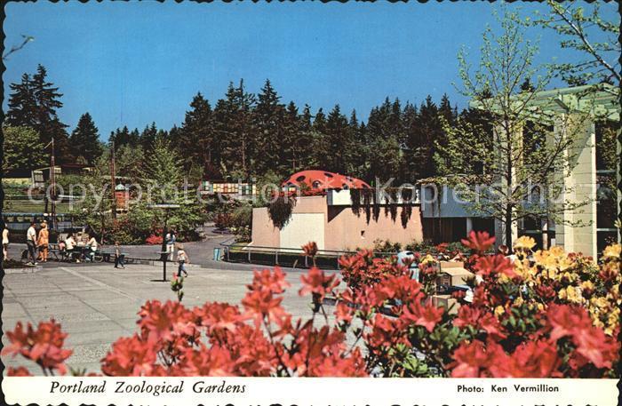Portland Oregon Zoological Society  Kat. Portland