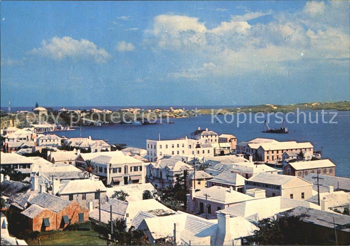 Bermuda Sankt George Kat. Bermuda
