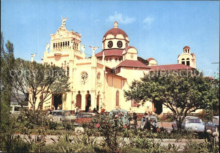 Cartago Basilika Virgen de los Angeles Kat. Cartago