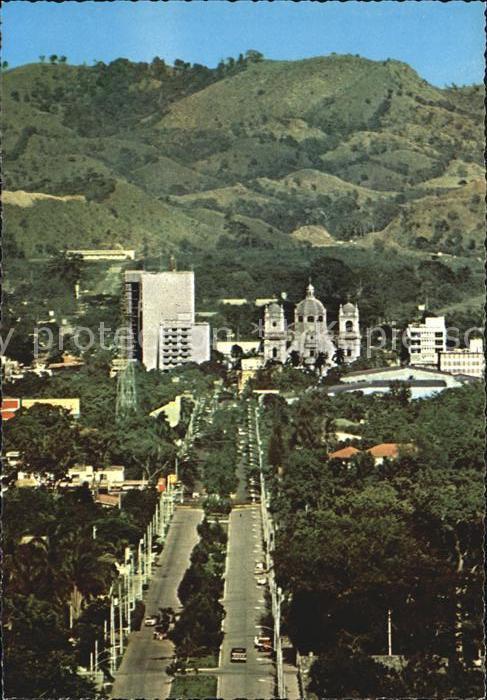 Honduras San Pedro Sula Boulevard Morazan Kat. Honduras
