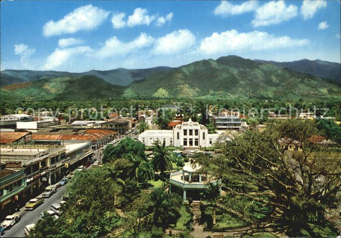 Honduras Cortes Park Palacio Municipal San Pedro Sula  Kat. Honduras