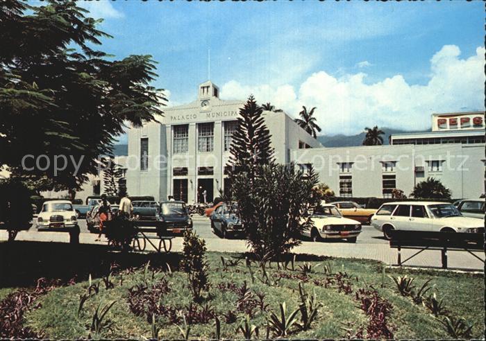 SAN PEDRO SULA Palacio Municipal Kat. SAN PEDRO SULA