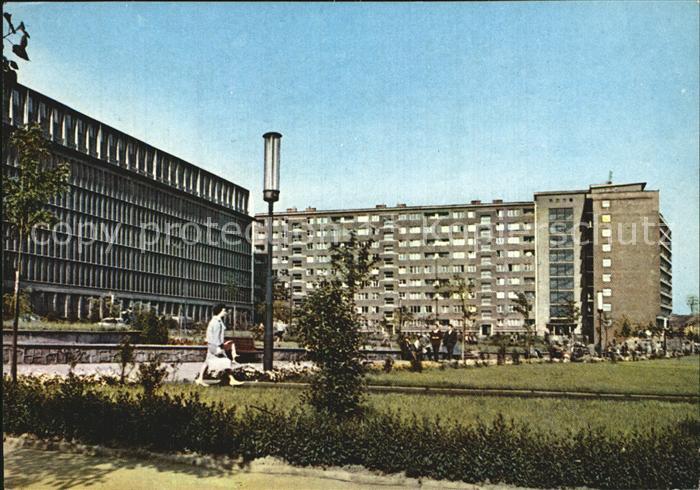 Katowice Plac Grunwaldzki Kat. Katowice