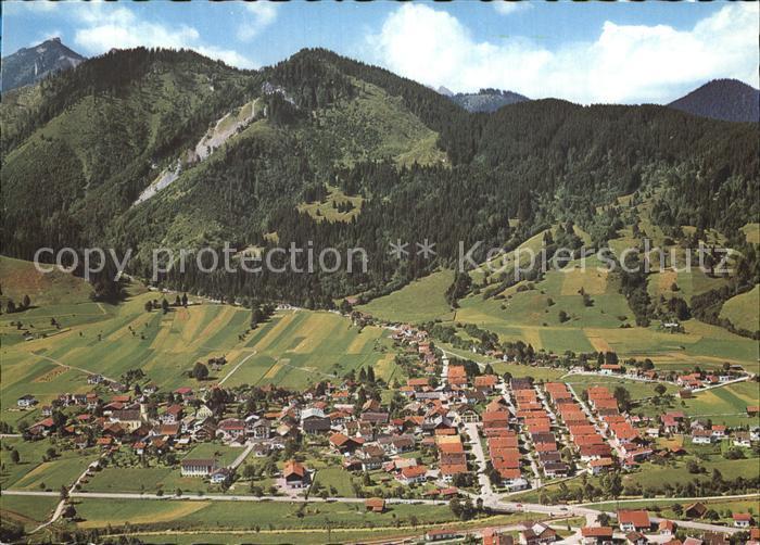 Unterammergau Ansicht Kat. Unterammergau