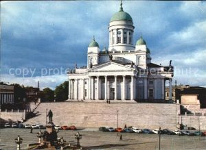 Helsinki Kathedrale Kat. Helsinki