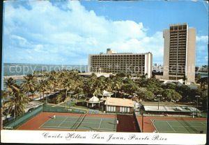 San Juan Puerto Rico Caribe Hilton Tower Kat. San Juan