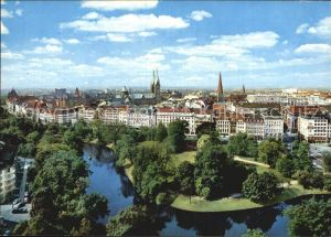 Bremen am Wall  Kat. Bremen