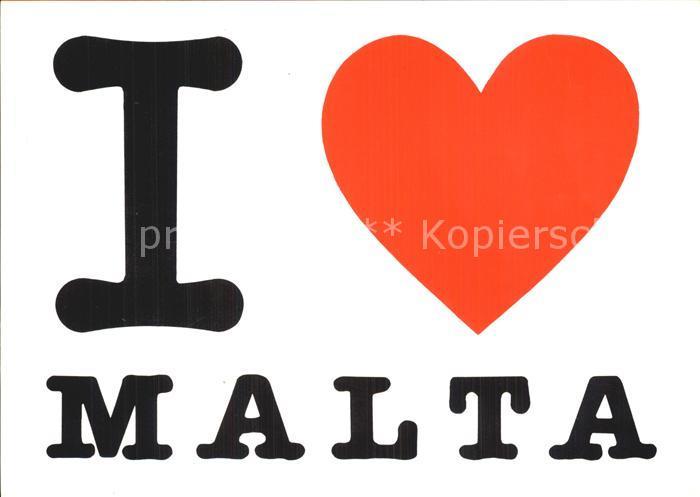 Malta I love Malta Kat. Malta