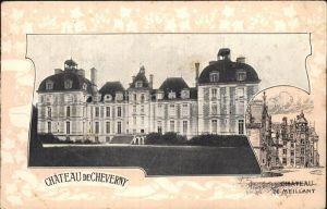 Cheverny Chateau et Chateau de Meillant Kat. Cheverny